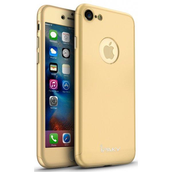 Чехол для смартфона Ipaky 360 Whole Round iPhone 7 Plus Gold
