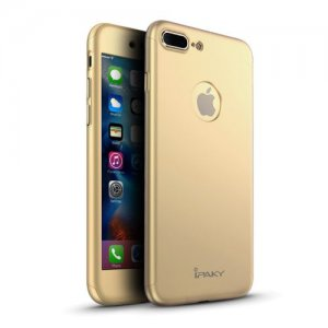 Чехол для смартфона Ipaky 360 Full Protection iPhone 6/6s Gold