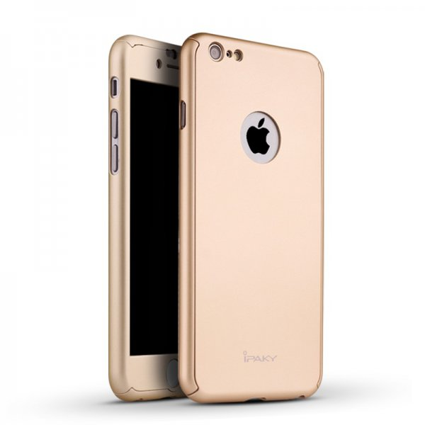 Чохол для смартфона Ipaky 360 Whole Round iPhone 6/6s Rose Gold