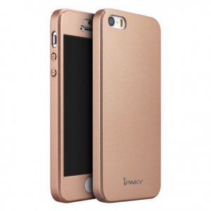 Чехол для смартфона Ipaky 360 Full Protection iPhone 5/5S/SE Rose Gold