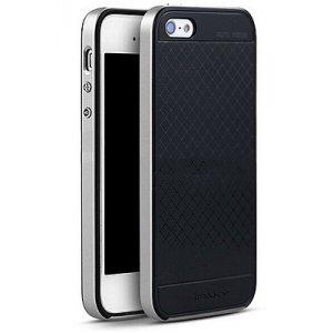 Чехол для смартфона Ipaky Hybrid Series iPhone 5/5S/SE Silver