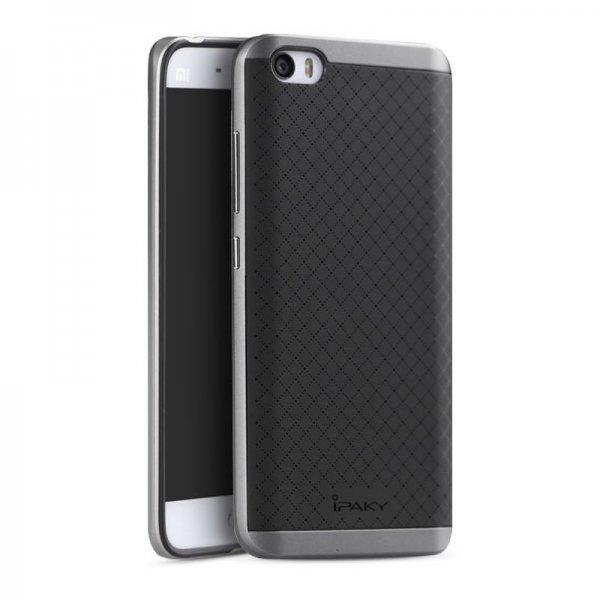 Чехол для смартфона Ipaky Hybrid Series Xiaomi Mi5 Silver