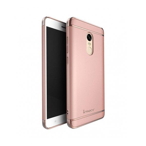 Чохол для смартфона Ipaky Joint Shiny Xiaomi Redmi Pro Rose Gold
