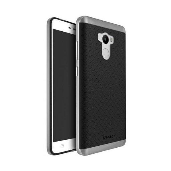 Чехол для смартфона Ipaky Hybrid Series Xiaomi Redmi 4 Prime Silver