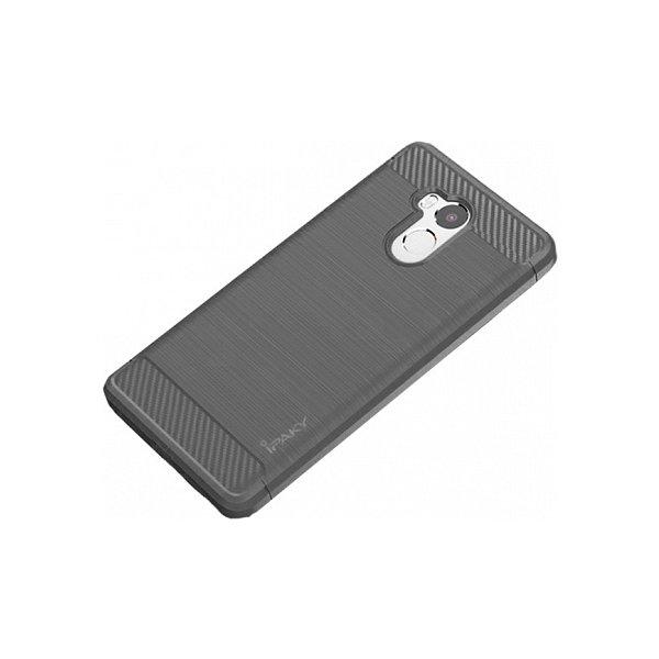 Чохол-накладка Ipaky TPU Slim Xiaomi Redmi 4 Prime Grey