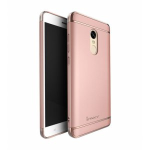 Чохол для смартфона Ipaky Joint Shiny Xiaomi Redmi Note 4 Rose Gold