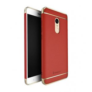 Чехол для смартфона Ipaky Joint Shiny Xiaomi Redmi Note 4 Red