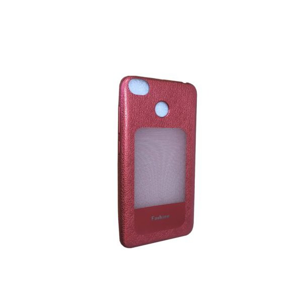 Силикон Fashion New Xiaomi RedMi Note 4X Red