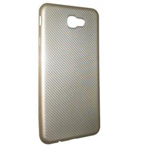 Силикон (carbon) Xiaomi RedMi Note 4X Gold