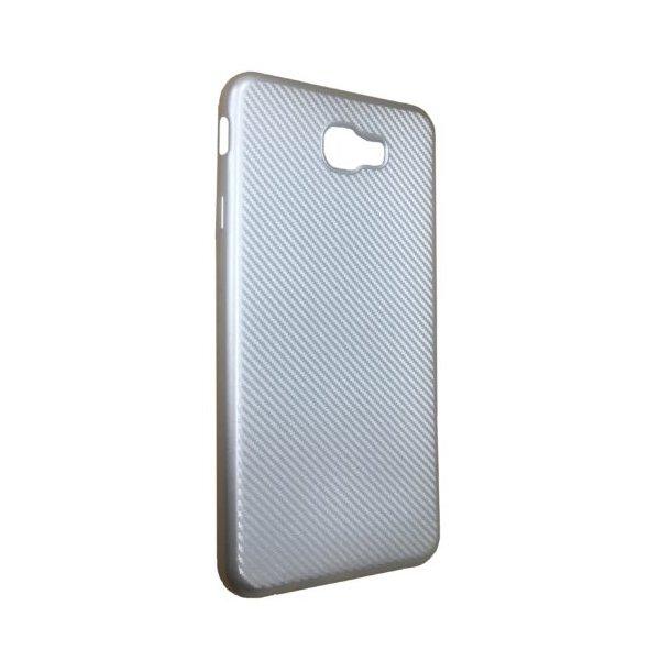 Силикон (carbon) Xiaomi RedMi Note 3 Silver