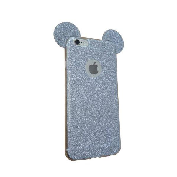 Силикон ушы блетски Mickey Mouse Xiaomi Mi 5X/A1 White