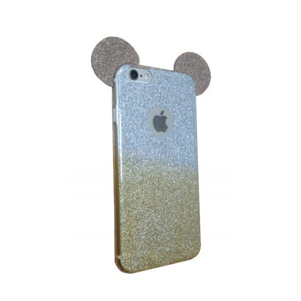 Силикон ушы блетски Mickey Mouse Xiaomi Mi 5X/A1 Yellow