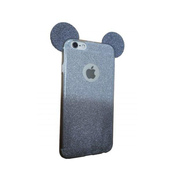 Силикон ушы блетски Mickey Mouse Xiaomi Mi 5X/A1 Black