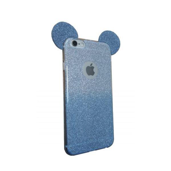 Силикон ушы блетски Mickey Mouse Xiaomi Mi 5X/A1 Blue