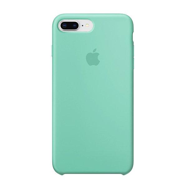 Чехол-накладка TOTO Silicone Case iPhone 7 Plus/8 Plus Sea Blue