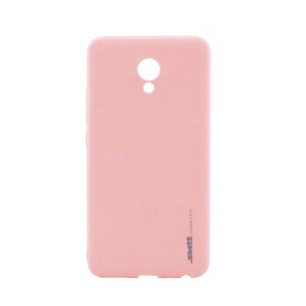 SMTT Silicone Meizu M6 Pink