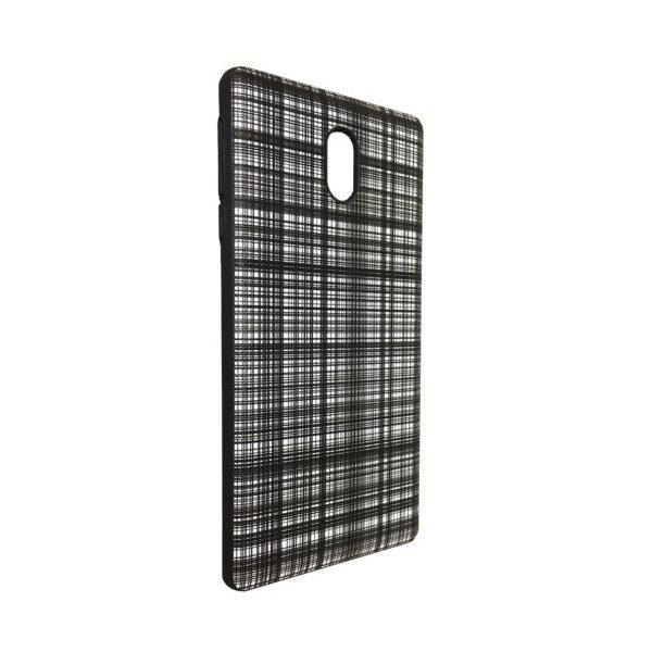 LUO Case пластик Samsung J730 / J7(2017) Black