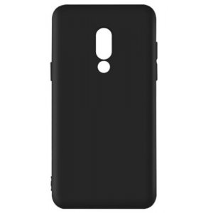 Silicone soft touch iP7 new black