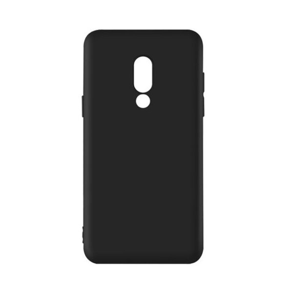 Silicone soft touch iP7+ new black