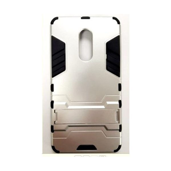Чехол - накладка Crashproof Meizu M6 Silver