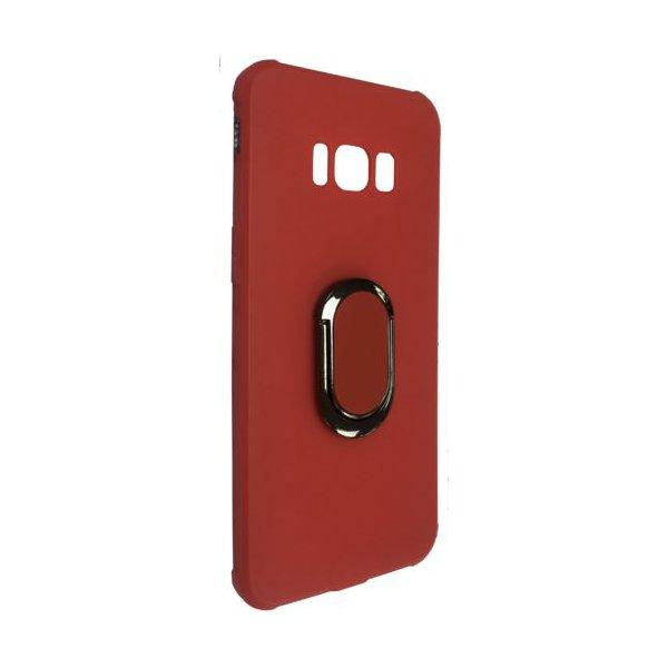 Силиконовый чехол TPU с подставкой для Xiaomi Mi 5X / A1 Red