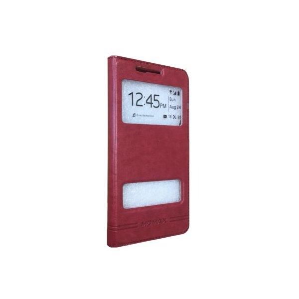 Чехол - книжка MOMAX для Meizu M6 Note Red