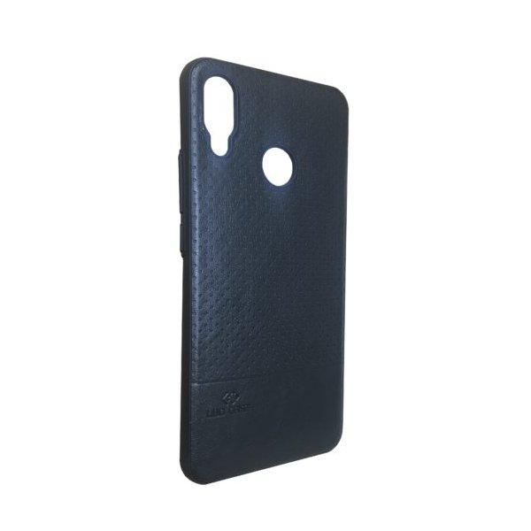 LUO Case Накладка под кожу для Samsung S9 Black