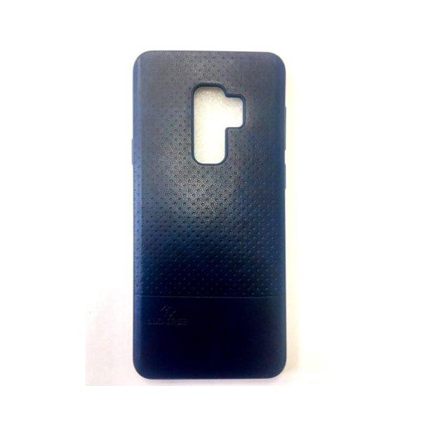 LUO Case Накладка под кожу для Samsung S9 Blue