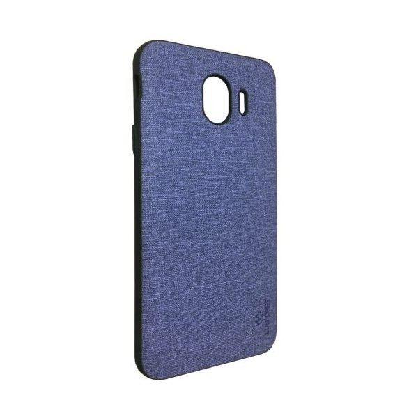 LUO Case Накладка Алькантара для Xiaomi Redmi 6 Pro Purple