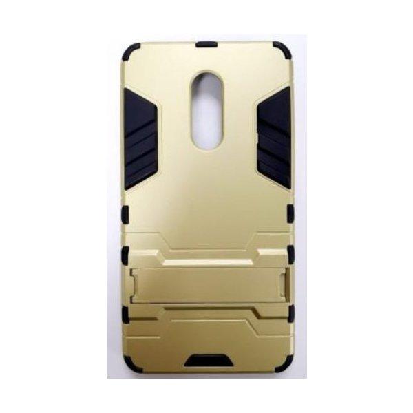 Чехол - накладка Crashproof Meizu M6 Gold