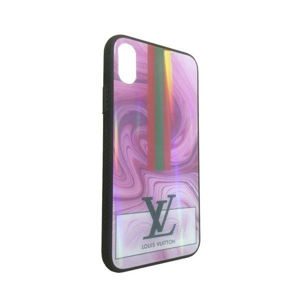 Чехол - накладка Glass TPU plusPC для Xiaomi Redmi 6 LV
