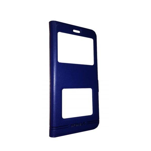 Чехол - книжка MOMAX для Meizu M6T Blue