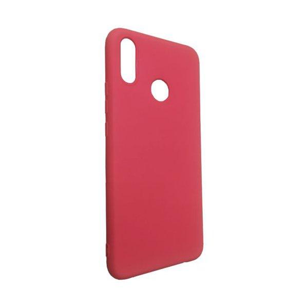Чехол - накладка SGMA Color для Xiaomi Redmi Note 6 Pro Red