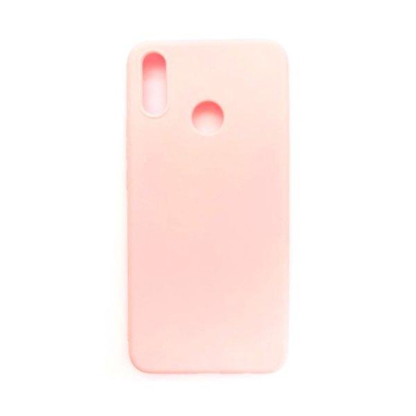 Чехол - накладка SGMA Color для Xiaomi Redmi Note 6 Pro Pink