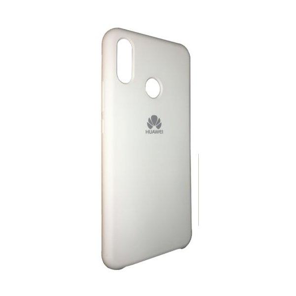 """ORIGINAL SILICONE Cover для Xiaomi Redmi 6 Pro/Mi A2 Lite """"01"""" White"""