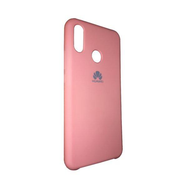 """ORIGINAL SILICONE Cover для Xiaomi Redmi 6 Pro/Mi A2 Lite """"05"""" Pink"""