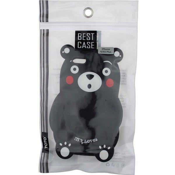 Чехол-накладка TOTO TPU Case Children IPhone 6 Plus/6S Plus Kumamoto Bear