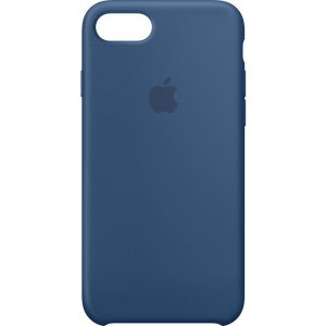 Чехол-накладка TOTO Silicone Case iPhone 7 Plus / 8 Plus Ocean Blue