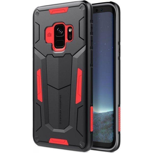 Чехол-накладка Nillkin Defender Case II Samsung GalaxyS9 (G960) Red