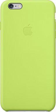 Чехол-накладка Apple Silicone Case iPhone 6/6s Green
