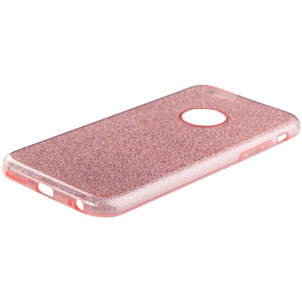 Чехол-накладка TOTO TPU Case Rose series для iPhone 6/6s Rose gold