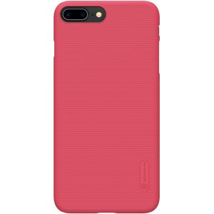 Чехол-накладка Nillkin Super Frosted Shield Apple iPhone 8 Plus Red