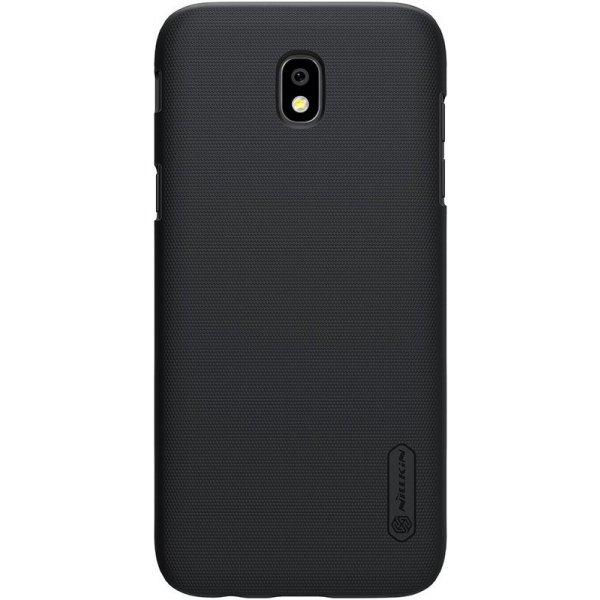 Чехол-накладка Nillkin Super Frosted Shield Samsung Galaxy J7 2017 (J730) Black