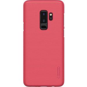 Чехол-накладка Nillkin Super Frosted Shield Samsung Galaxy S9 Plus (G965FZ) Red