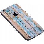 Чехол-накладка HOCO Wood grain Element Series iPhone 6/6s Weathered wood