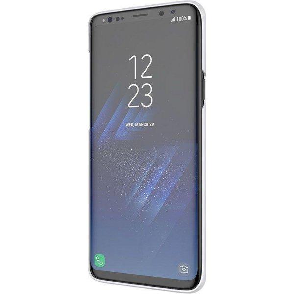 Чехол-накладка Nillkin Super Frosted Shield Samsung Galaxy S9 Plus (G965FZ) White