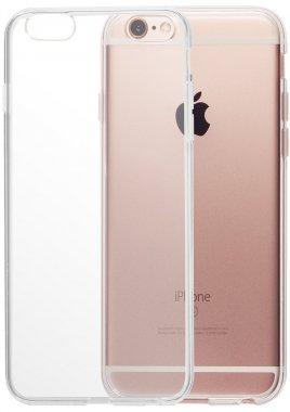 Чехол-накладка TOTO TPU case clear iPhone 6/6s Transparent