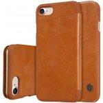 Чехол-книжка Nillkin Qin Case iPhone 7 Brown