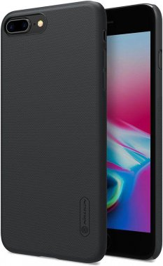 Чехол-накладка Nillkin Super Frosted Shield Apple iPhone 8 Plus Black