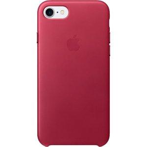 Чехол-накладка Apple Silicone Case для iPhone 7/8 Deep Red